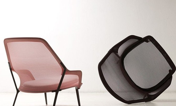 HOME DESIGN IDEAS 100% DESIGN 2015: GET SOME HOME DESIGN IDEAS feat 100 DESIGN GET SOME HOME DESIGN IDEAS DUISTT Fabric armchair SLOW CHAIR by Vitra Furniture Design Ronan Erwan Bouroullec