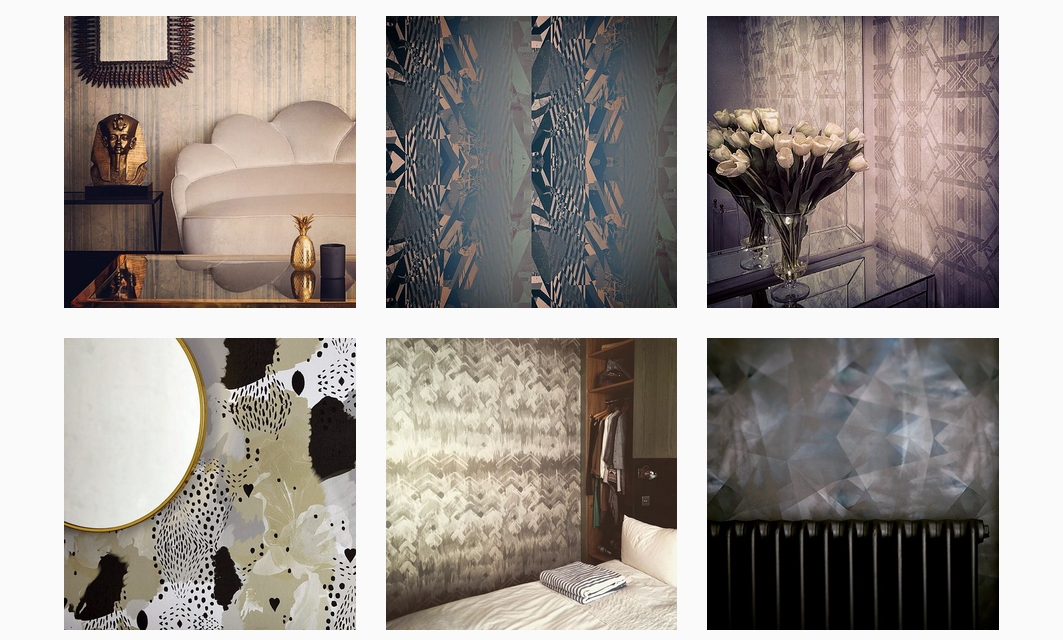 Home Design Ideas: Wallpapers and Fabrics by 17 patterns for Decorex 2015