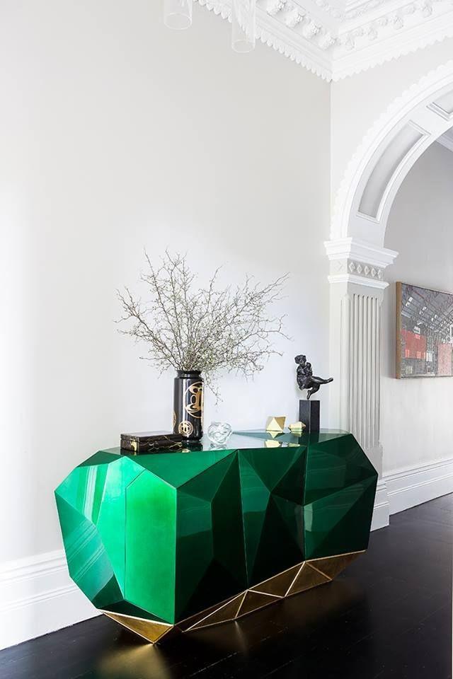 Home Design Ideas by Brendan Wong Design boca do lobo sideboard
