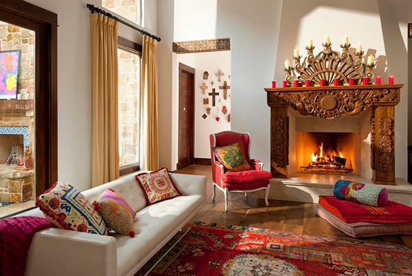 Home Design Ideas Bohemian Style Home Design Ideas Kissling blog image 1
