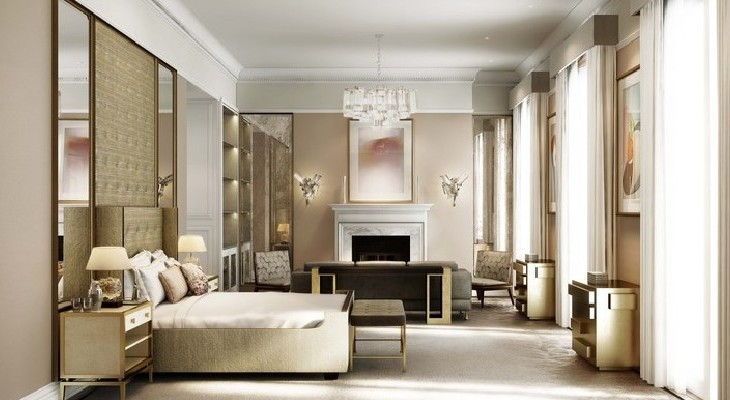 Elegant luxurious home design ideas by Katharine Pooley