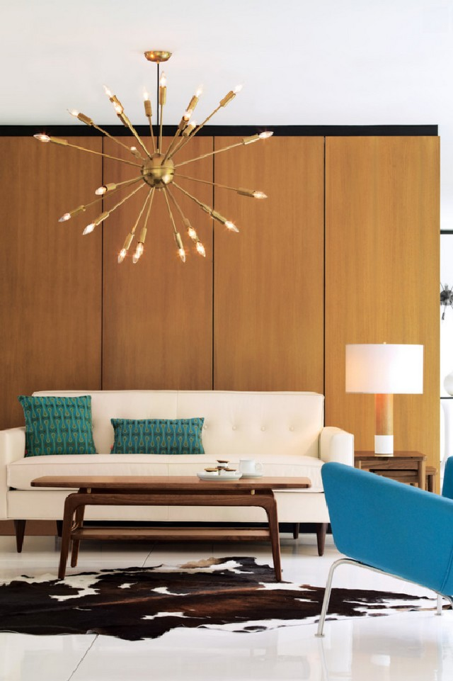 home design ideas how to get a mid century modern home lighting