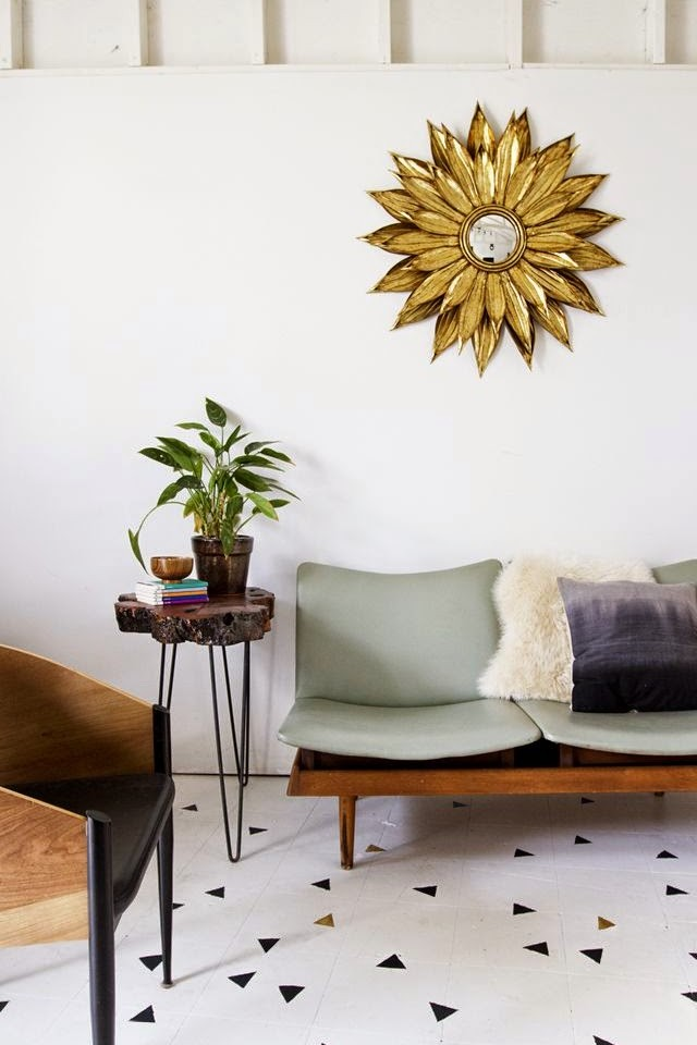 design ideas how to get a mid century modern home mirror