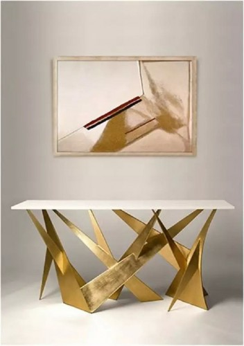 10 BEST MODERN CONSOLE TABLES FOR LUXURY INTERIOR DESIGN PROJECT golden