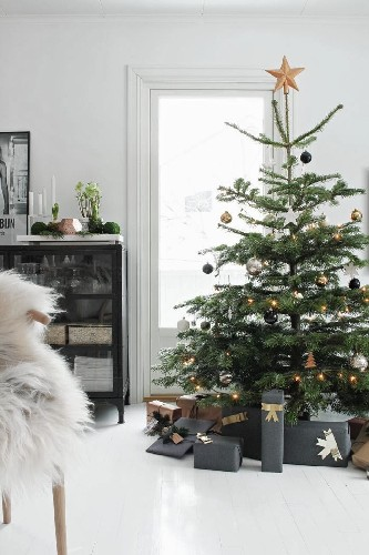 Christmas Decoration to your Living Roomscandinavian