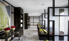 Luxury Golden Accents by Tihany Design