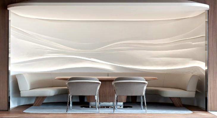 Patrick Jouin 10 sophisticated interior designs by Patrick Jouin Featured Dachgarten Bayerischer Hof hotel patrick jouin 730x400