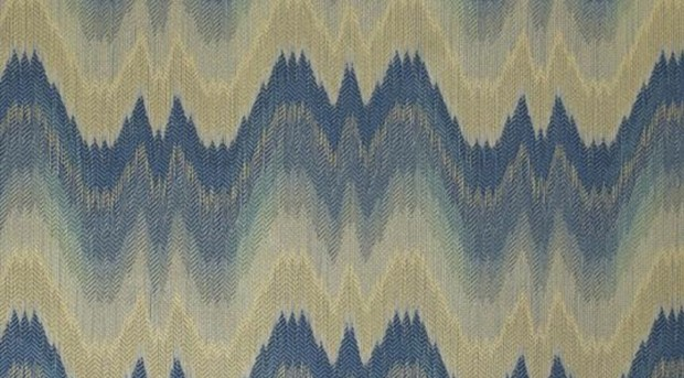 Home Design Ideas 10 Modern Fabrics Blue And Yellow