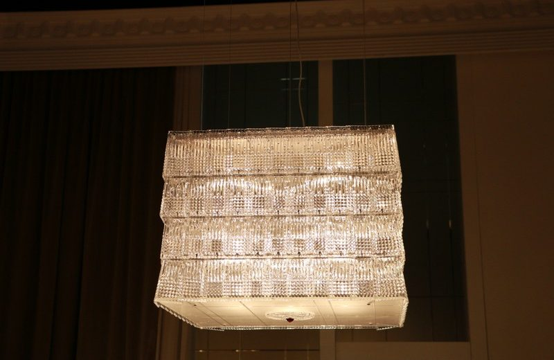Most Coveted Suspension Lamp ⇒ Baccarat