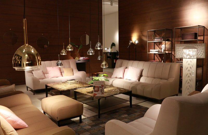 Most Coveted Living Room Design ⇒ Ligne Roset