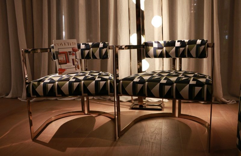 Most Coveted Armchair ⇒ Fendi Casa