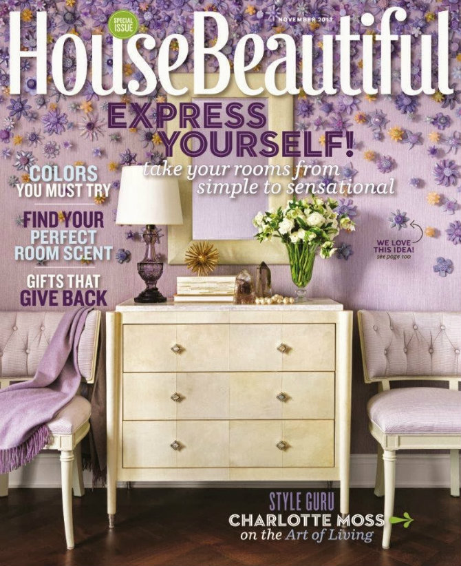 Top 10 Interior Design Magazines In The Usa House Beautiful