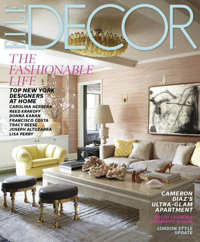 Top 10 Interior Design Magazines In The Usa Elle Decor