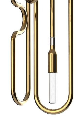 Add some brass details to your living roomdelightfull clark