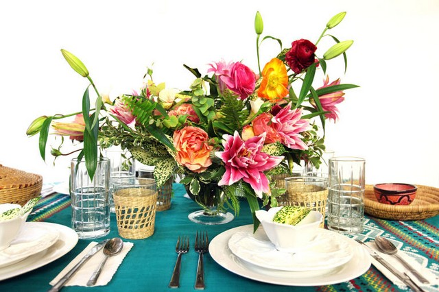 FLORAL TRENDS FOR YOUR HOME DESIGN IDEAS (3)