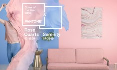 Pantone featured colors of the year Rose Quartz and Serenity: the colors of the year by Pantone Pantone featured 234x141