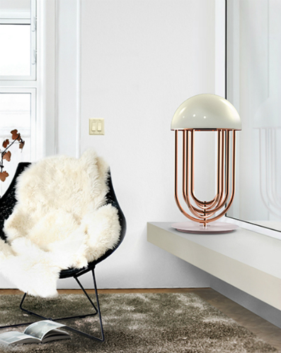 Scandinavian Home Design Ideas using table lamps 3