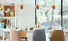 Home Design Ideas: circular pendant lighting designs featured