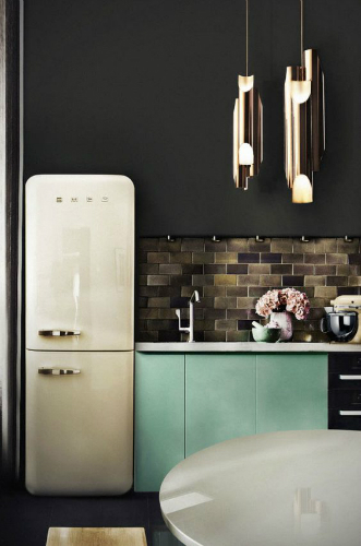 Choose the perfect lighting design to your modern kitchen 1