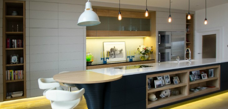 kitchen featured lighting design Choose the perfect lighting design to your modern kitchen kitchen featured 730x350