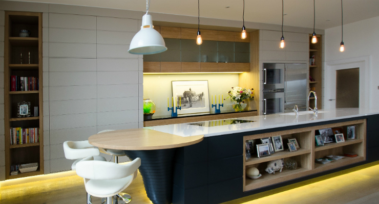 kitchen featured lighting design Choose the perfect lighting design to your modern kitchen kitchen featured