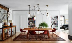 10 Stunning Celebrity Dining Rooms to Be Inspired by dining rooms 10 Stunning Celebrity Dining Rooms to Be Inspired by Featured 10 Stunning Celebrity Dining Rooms to Be Inspired by 234x141