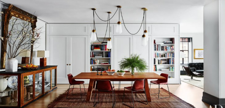 10 Stunning Celebrity Dining Rooms to Be Inspired by dining rooms 10 Stunning Celebrity Dining Rooms to Be Inspired by Featured 10 Stunning Celebrity Dining Rooms to Be Inspired by 730x350