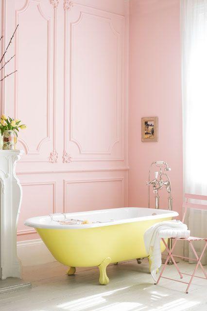 Pastel Bathroom Design Ideas (2)