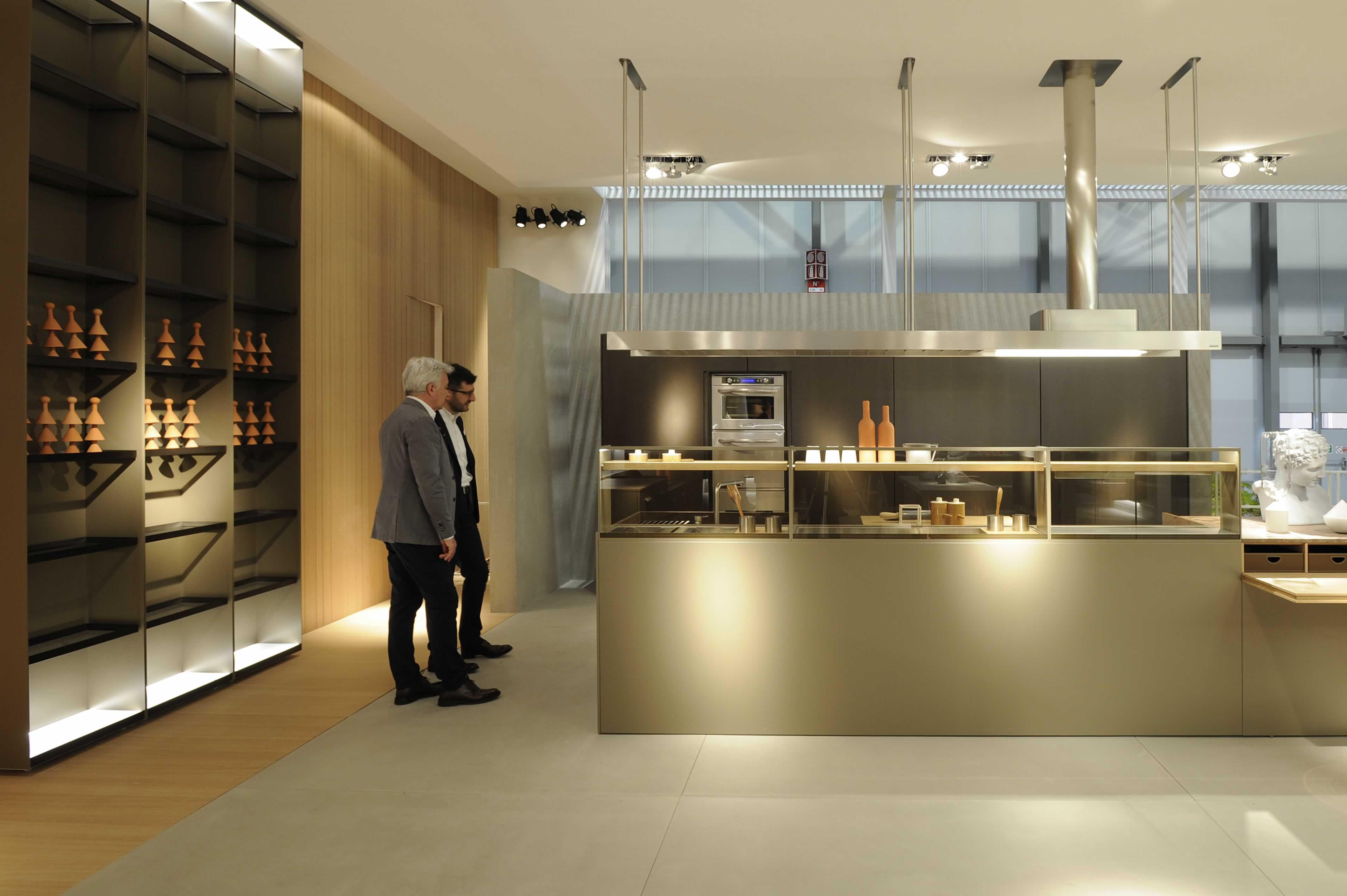 Visit eurocucina 2016 for the best kitchen design ideas for Milano salone del mobile 2016