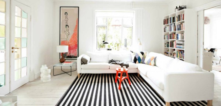 featured home design How to use patterns in your Home Design: stripes featured 3 730x350