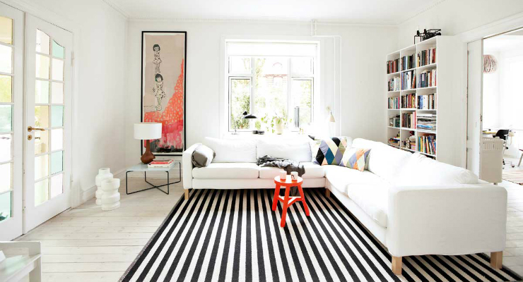 featured home design How to use patterns in your Home Design: stripes featured 3