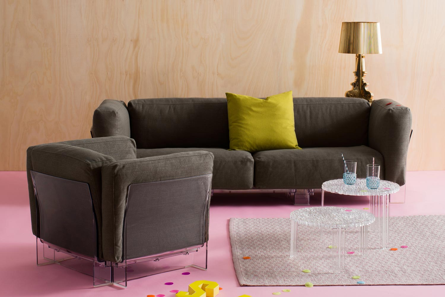 Home Design Ideas from iSaloni 2016: Kartell