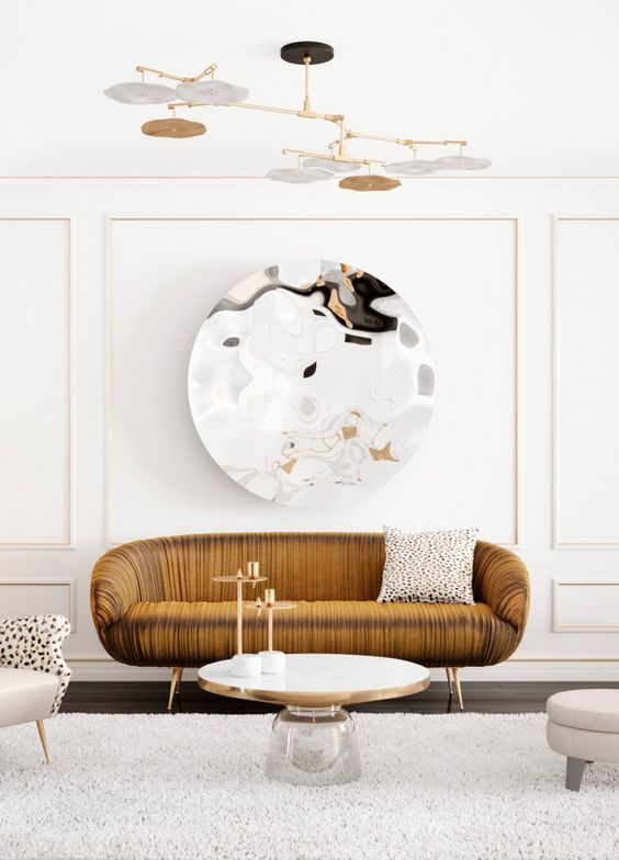 Home Design Ideas of the Week: luxury living rooms