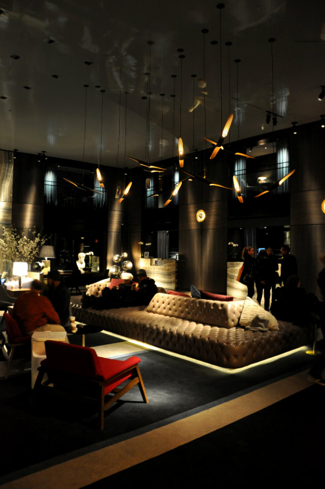 6 design ideas to take from new york hotels for New york home decorations