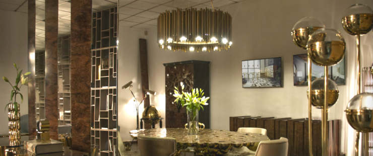 Inspiring Design News: a luxury showroom in Portugal