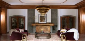 Luxury Home Design Ideas Discover Covet House Roung chandelier from delightFULL