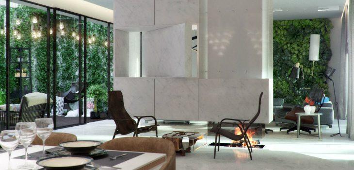 featured atrium Home Design projects: Contemporary Eco Atrium featured 3 730x350