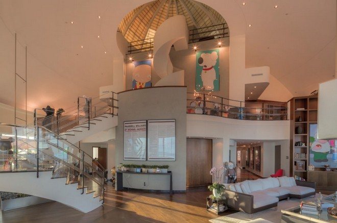 Home Design Ideas: 6 classy celebrity homes that will inspire you celebrity homes Home Design Ideas: 6 classy celebrity homes that will inspire you pharell