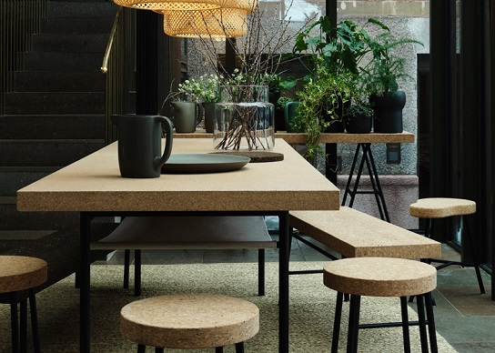 6 Classy Home Design Ideas by Ilse Crawford Ilse Crawford 6 Classy Home Design Ideas by Ilse Crawford A collaboration with IKEA to launch a range of cork and natural fibre homeaware