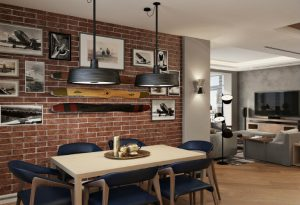 HOME DESIGN IDEAS FROM THE RUSSIAN RESIDENTIAL COMPLEX LUMIERE