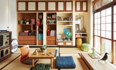 Home Design Ideas with an experimental living studio