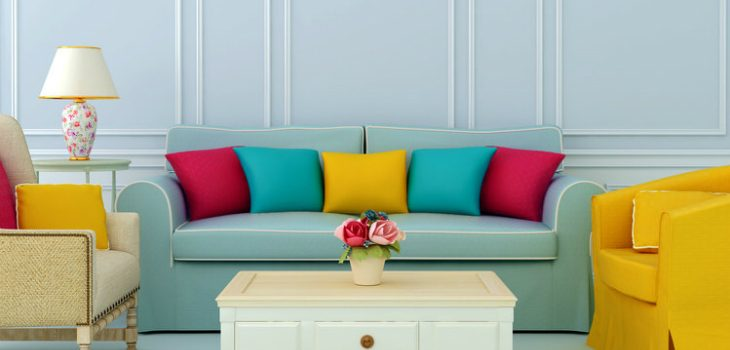 Over the Rainbow: 12 Ideas for a Colorful Modern House
