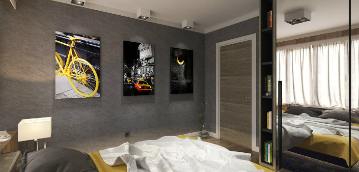 featured Masculine Bedroom 8 Masculine Bedroom Design Ideas to Get Right Now featured 5