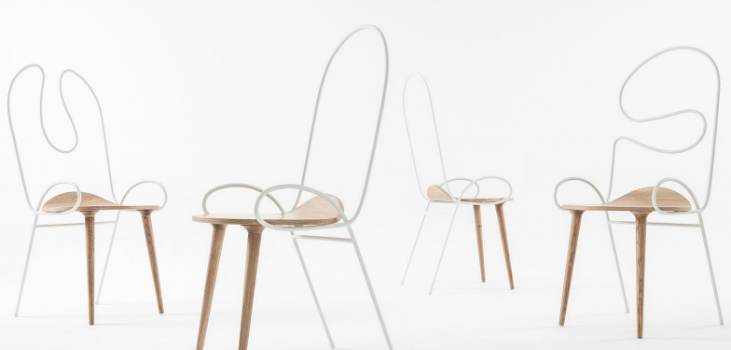 featured wooden chairs Wooden Chairs: Meet the amazing Sylph chair by Atelier Deshaus featured 7
