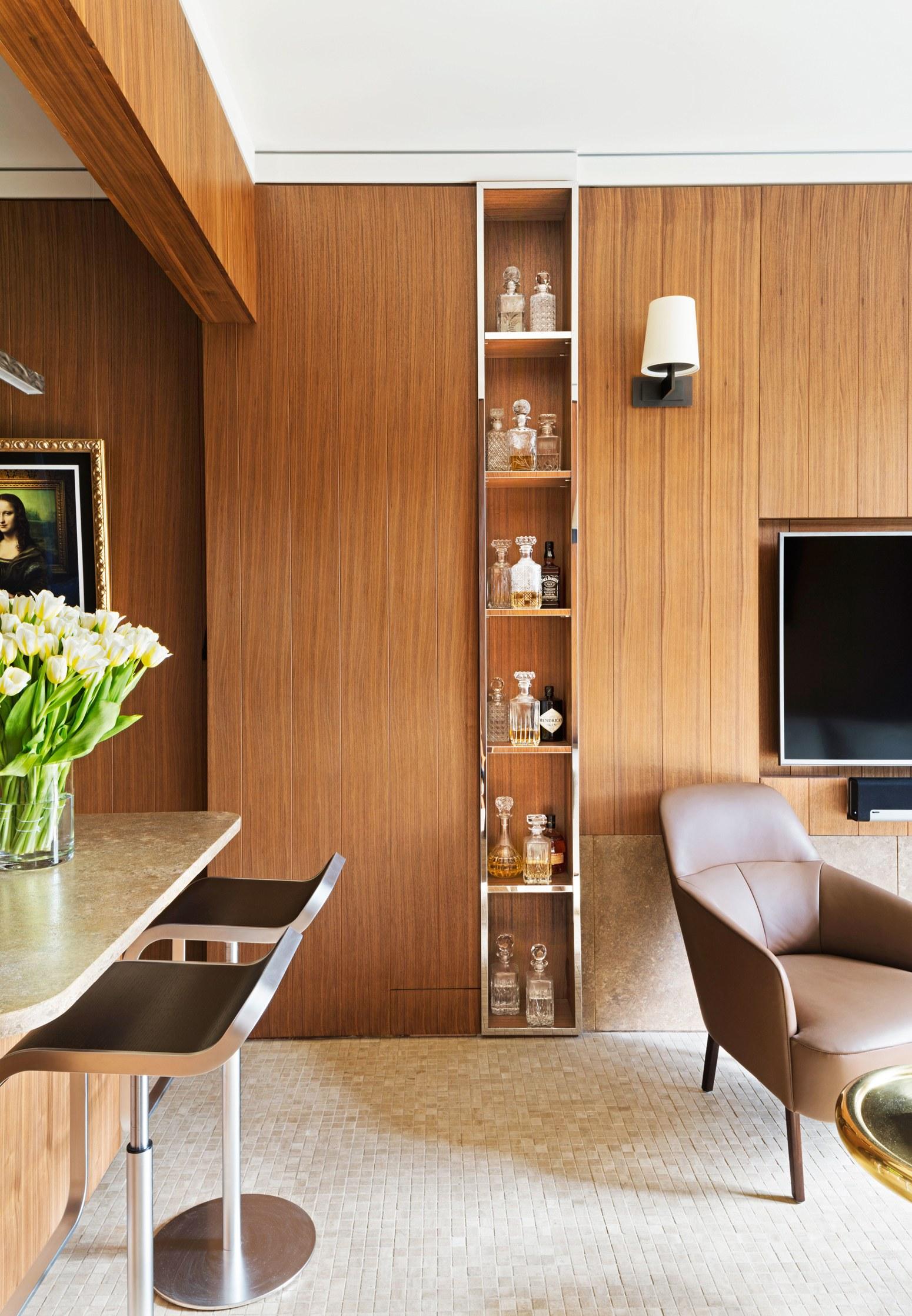 A great Modern home design by Chakib Richani modern home A great Modern home design by Chakib Richani london chakib richani house tour AD 02