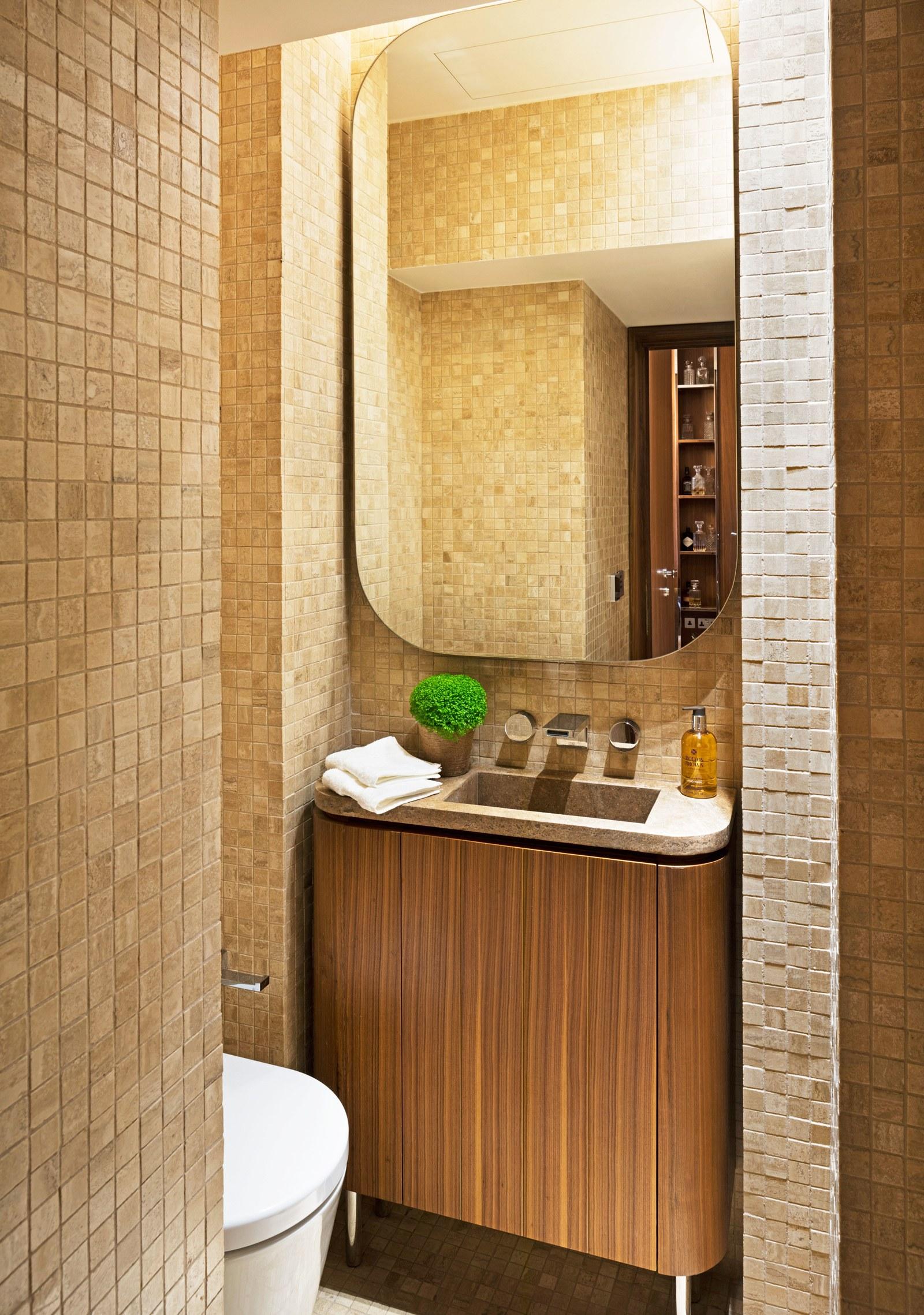 A great Modern home design by Chakib Richani modern home A great Modern home design by Chakib Richani london chakib richani house tour AD 08