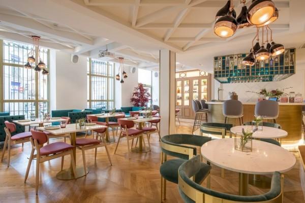 Hotel Vincci Centrum Madrid: a contemporary boutique hotel