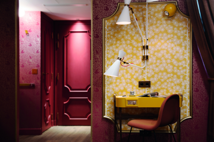 Idol Hotel: a mid-century oasis in the heart of Paris mid-century Idol Hotel: a mid-century oasis in the heart of Paris FEELING GOOD 3