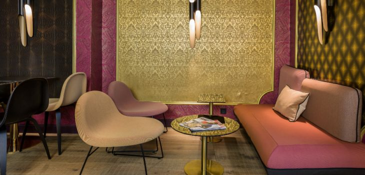 featued mid-century Idol Hotel: a mid-century oasis in the heart of Paris featued 730x350