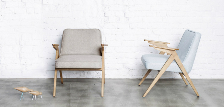Find these 5 emerging brands at 100% Design London